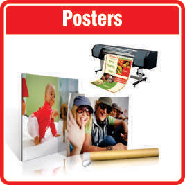 Poster size printing near me